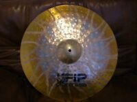 UFIP Tiger Series Cymbal set - good condition