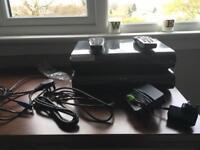 2 x Sky + HD 3D 2 TB Boxes & Remote Controls & cables