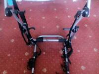 Bicycle Carriers for rear of car. Good Condition. Only £20 and £15 each.