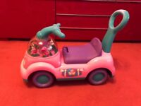 Fisher Price Push on/ride on car