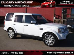 2012 Land Rover LR4 HSE 5.0L,V8 4WD/NAVI/3RD ROW/LEATHER/ROOF
