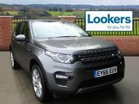 Land Rover Discovery Sport TD4 SE TECH (grey) 2016-09-15