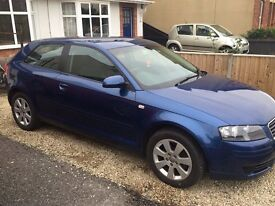 Audi A3 2.0 TDI SE 140 BHP. Excellent Condition; Lots of Work Done, New MOT !!