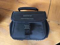 Sony Handycam Bag