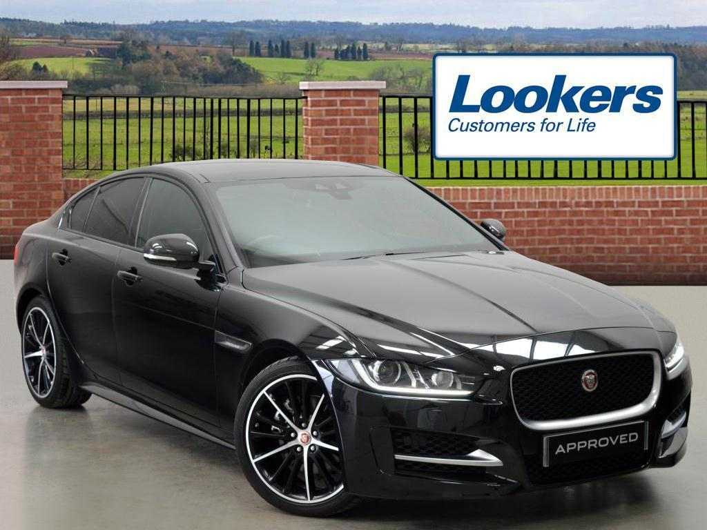 jaguar xe r sport black 2015 09 25 in london gumtree. Black Bedroom Furniture Sets. Home Design Ideas
