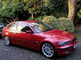 BMW 316ti 328 Conversion. 193bhp Fast modified engine swap