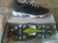 Fj golf trainers size 9