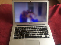 """Macbook Air 13"""" 2015 256GB 8GB excellent condition, very minor scratches; Great Christmas present"""