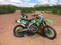 Kxf 450 swaps or cash yz cr ktm kx rm crf yzf rmz raptor quad motocross ltz 250 300 125