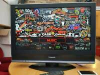 """⭐Panasonic Viera 32"""" LCD Television⭐HD TV⭐2 HDMI⭐32 Inch TV⭐FreeView⭐More Available⭐"""