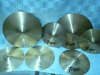 CYMBALS – SELECTION FROM £20