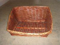 Wicker Tray/Basket