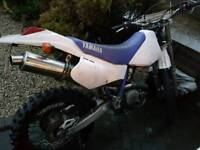 ROAD LEGAL Yamaha TTR 250 Trials /Supermoto/Motorcross/Scrambler bike