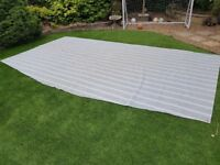 Bolon awning carpet bought for an awning we sent back. Only used once
