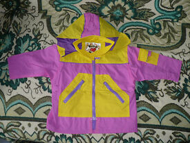 Wippette RainJacket/Coat for 2 years old. Like new condition!