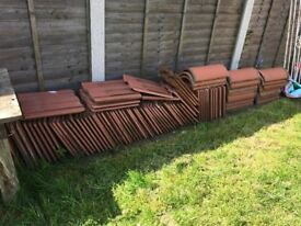Roof Tiles in Excellent Condition over 100 (Open to Offers)
