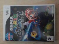 Super Mario Galaxy Wii Game - Collect PE27