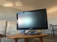"Samsung 20"" TV with Freeview & Remote"