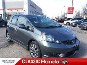 2013 Honda Fit SPORT | CLEAN CARPROOF | BLUETOOTH | |