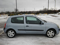 2004 Renault Clio 1.2 16v Dynamique. Full year MOT, new tyres, low mileage