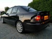 2005 Lexus IS200 Sport (Facelift 77k Fsh Full Leather Lsd Ect)
