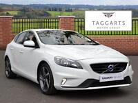 Volvo V40 D2 R-DESIGN (white) 2015-03-19