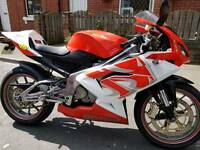 Aprilia rs 125 two stroke FULL POWER