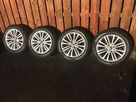 BERLINGO PARTNER 206-207-306-307-308-406-407 ALLOYS SETS OR SINGLES FROM £140A SET VORTEX CYCLONES
