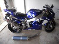 Yamaha R1 for sale (2001)