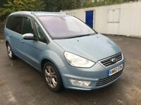 Ford Galaxy 2.0 TDCi Titanium Auto, 5dr,Leather, PCO