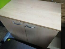 Wood Stationary Cupboard
