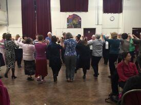 Gentle Circle Dance Workshop