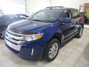 2014 Ford Edge LIMITED AWD V6 (NO PST) ONLY 55K!