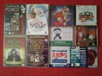 """""""CHRISTMAS"""" DVD'S AND CD'S"""