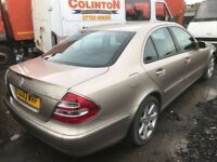 Mercedes Benz e220cdi e270cdi cdi w211 Breaking spare parts available