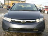 2007 Honda Civic Hybrid only $91 B/W ONLY $8,995!!