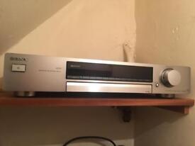 Sony FM tuner/receiver silver ST-SB920