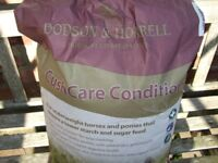 Cushcare Condition horse feed