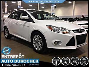 2012 Ford Focus SE AUTOMATIQUE TOUT ÉQUIPÉ AIR CLIMATISÉ