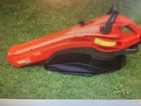 used once leaf blower hoover