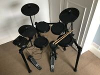ALESIS DM6 Nicro Kit - 1 year old hardly used. Perfect condition. Pre assembled. BARGAIN.