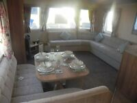 STUNNING WILLERBY RIO 2016 FOR SALE ON NORTH EAST COAST. NR SANDYBAY, AMBLE, WHITLEY BAY