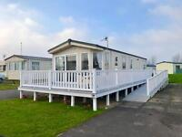 Static caravans for sale Skegness Lincolnshire central heated double glazed 12ft not haven