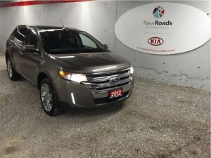 2012 Ford Edge Limited - PHENOMENAL CONDITION!
