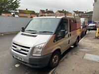 Ford, TRANSIT, Other, 2007, Manual, 2198 (cc)