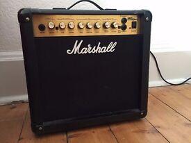 Marshall MG15DFX Guitar Amp