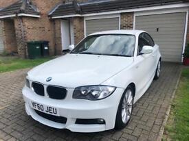 2010 BMW 1 SERIES COUPE 120D M SPORT (AUTO)