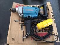 Makita 110v Mixer Drill