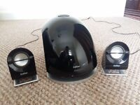 Edifier Laptop, TV, Computer, Gaming Speakers - Great Sound - Unique Alien Design