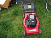 LASER PETROL LAWNMOWER
